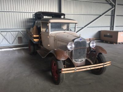 1930 Ford AA